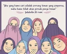21 Foto Kartun Orang Islam Gambar Kartun Mu
