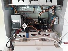 thermique saunier duval themafast c25 et thermostat d
