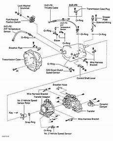 Nd Brake Clutch Pack Clearance Specifications Toyota