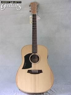clark guitar jerry s lefty guitars newest guitar arrivals updated weekly cole clark fl1a bunya blackwood