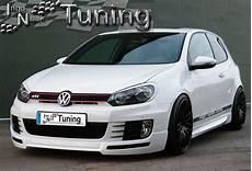 Ingo Noak Tuning Vw Golf 6 Gti Gtd N Race Minigonne
