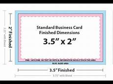 visiting card size business card size in adobe photoshop