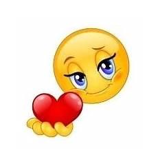 Smiley Coeur Clipart Best