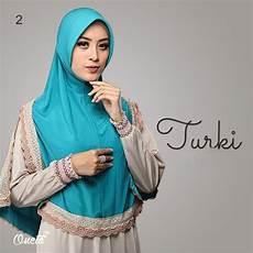 Baru 83 Model Jilbab Turki Terbaru