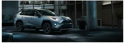 2019 Toyota Rav4 Blueprint Color  2020