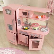 kuchnia dla dzieci kidkraft pink vintage 53179 zabawki