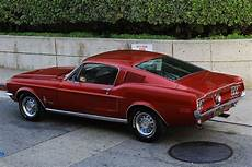 fastback mustang 1968 1968 ford mustang fastback for sale 100577 mcg