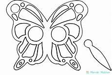 paper butterfly mask meraki