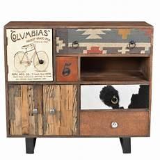 cassettiere vintage cassettiera vintage color mobili industrial etnici vintage