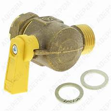 robinet de gaz dpm147119 elm leblanc pour chauffe eau
