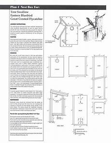 mountain bluebird house plans mountain bluebird house plans 2021 in 2020 bird house
