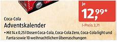coca cola adventskalender 2016 coca cola adventskalender 2017 wo kaufen preis