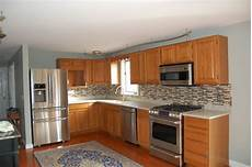 popular kitchen paint colors with oak cabinets colored kitchen cabinets refacing kitchen