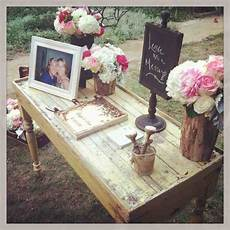 wedding guest book table ideas wedding and bridal inspiration