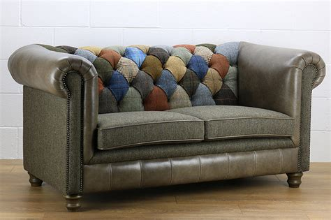 Poltrone Patchwork Outlet : Divani E Poltrone Patchwork Chesterfield Inglesi Collins