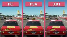 project cars 2 ps4 project cars 2 pc gegen ps4 und xbox one im