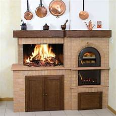 rivestimento forno a legna caminetto forno modello f 0306 dx outlet filottrani