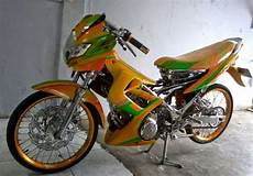 Gambar Motor Satria Fu Modifikasi
