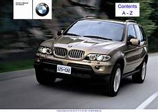 car owners manuals free downloads 2005 bmw x5 user handbook bmw x5 4 4i 2004 owner s manual pdf online download