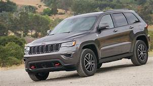 Eight Plug In Hybrids Coming To Jeep Lineup By 2021  Roadshow