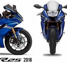 Modifikasi R25 2018 by Renderan All New Yamaha R25 Terbaru 2018 By Motoblast