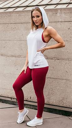 gymshark female fitness fresh workout style gymshark athlete robin gallant