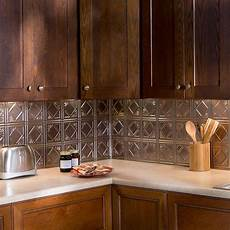 Fasade Kitchen Backsplash Panels Fasade 24 In X 18 In Traditional 4 Pvc Decorative