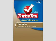 turbotax rental property software