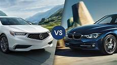 comparison 2018 acura tlx 2018 bmw 3 series