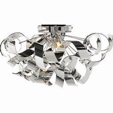 chrome ribbon flush light from homebase co uk stuff for flat flush lighting flush ceiling