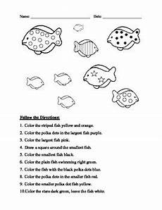 following directions worksheets grade 7 11701 following directions worksheet following written directions by forgit