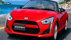2015 Daihatsu Copen – Pictures Information And Specs