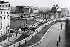 Remembering The The Berlin Wall Went Up And When