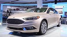 2017 ford fusion 2016 detroit auto show