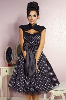 rockabilly kleid entdeckt den style der 50er my
