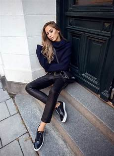 Leather Trousers For Combined 20 Style