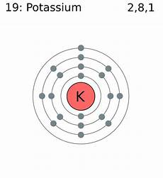 Potassium Is The Third Most Abundant Mineral In Human