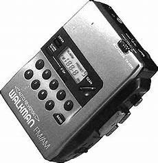 Sony Wm Fx40 Manual Walkman Radio Cassette Player