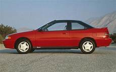 best car repair manuals 1995 hyundai scoupe engine control used 1995 hyundai scoupe pricing for sale edmunds