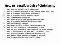 cults 101