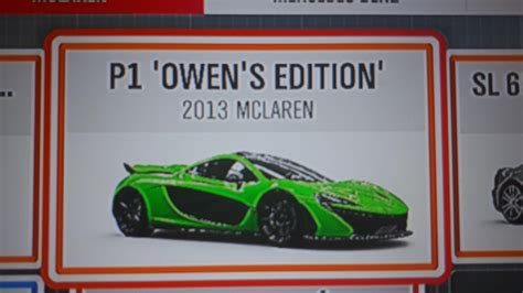 Owens Mclaren Fh4