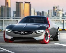 2018 Opel Gt To Make A Comeback