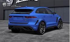 jaguar clr f preview lumma jaguar f pace clr