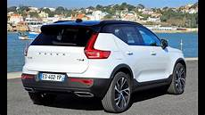 2019 volvo xc40 t5 r design and driving