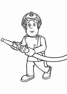 feuerwehrmann sam hubschrauber malvorlage coloring and
