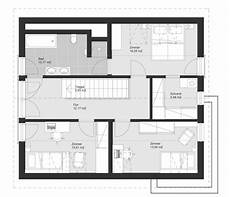 grundriss gerade treppe einfamilienhaus grundriss obergeschoss gerade treppe 5