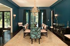 Peacock Blue Dining Room dining room design decor photos pictures ideas