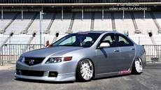 2005 acura tsx airtekk vip bagged youtube