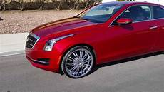 2017 cadillac ats coupe 20inch wheels youtube