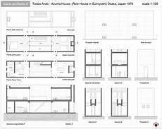 azuma house drawings plan